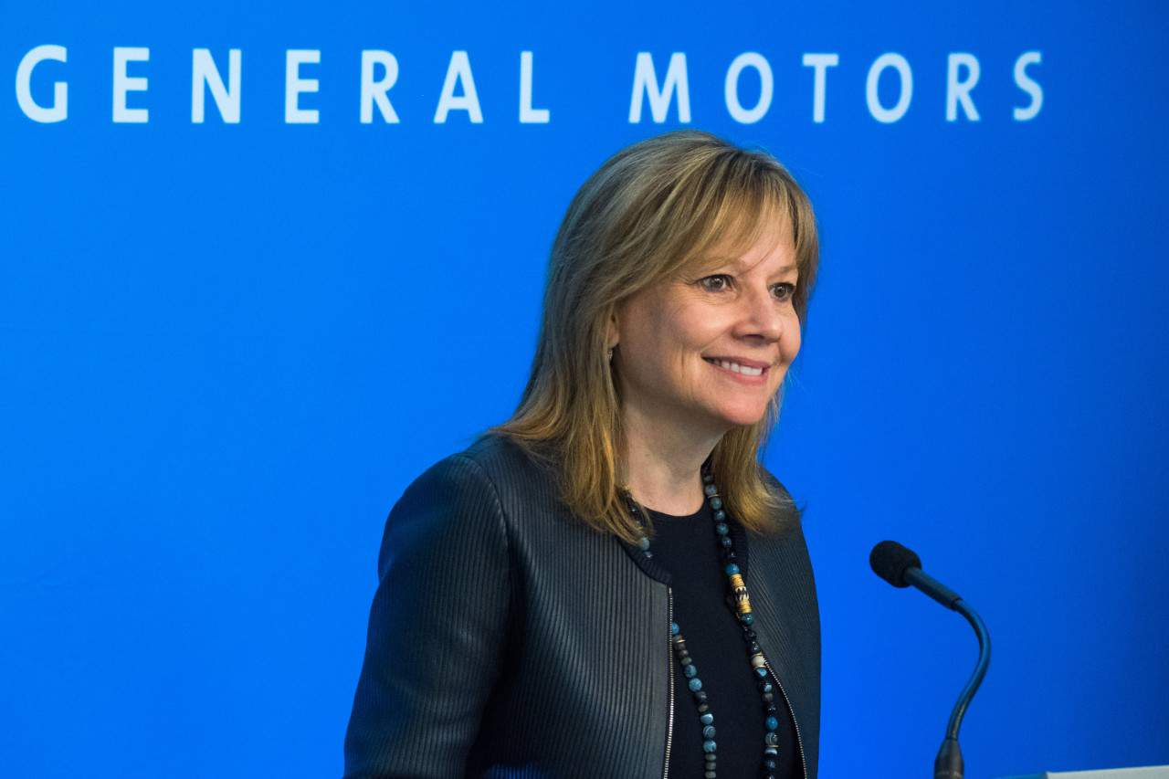 GM shares surge as SoftBank invests $2.25 billion in autonomous driving tech