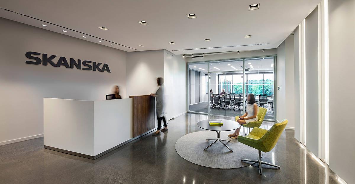 Skanska shares slide as Swedish builder reports fresh US market writedown