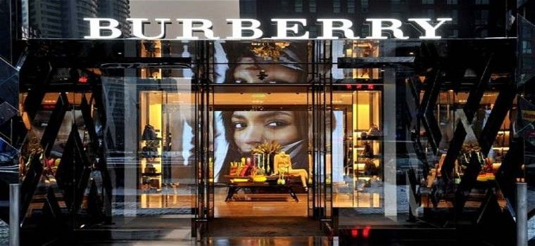 Burberry upgrades outlook for full-year following an upbeat quarter