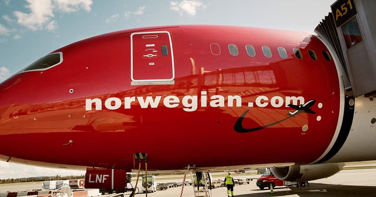 Reisende mit Norwegian Air dürfen Tickets möglicherweise mit Krypto bezahlen