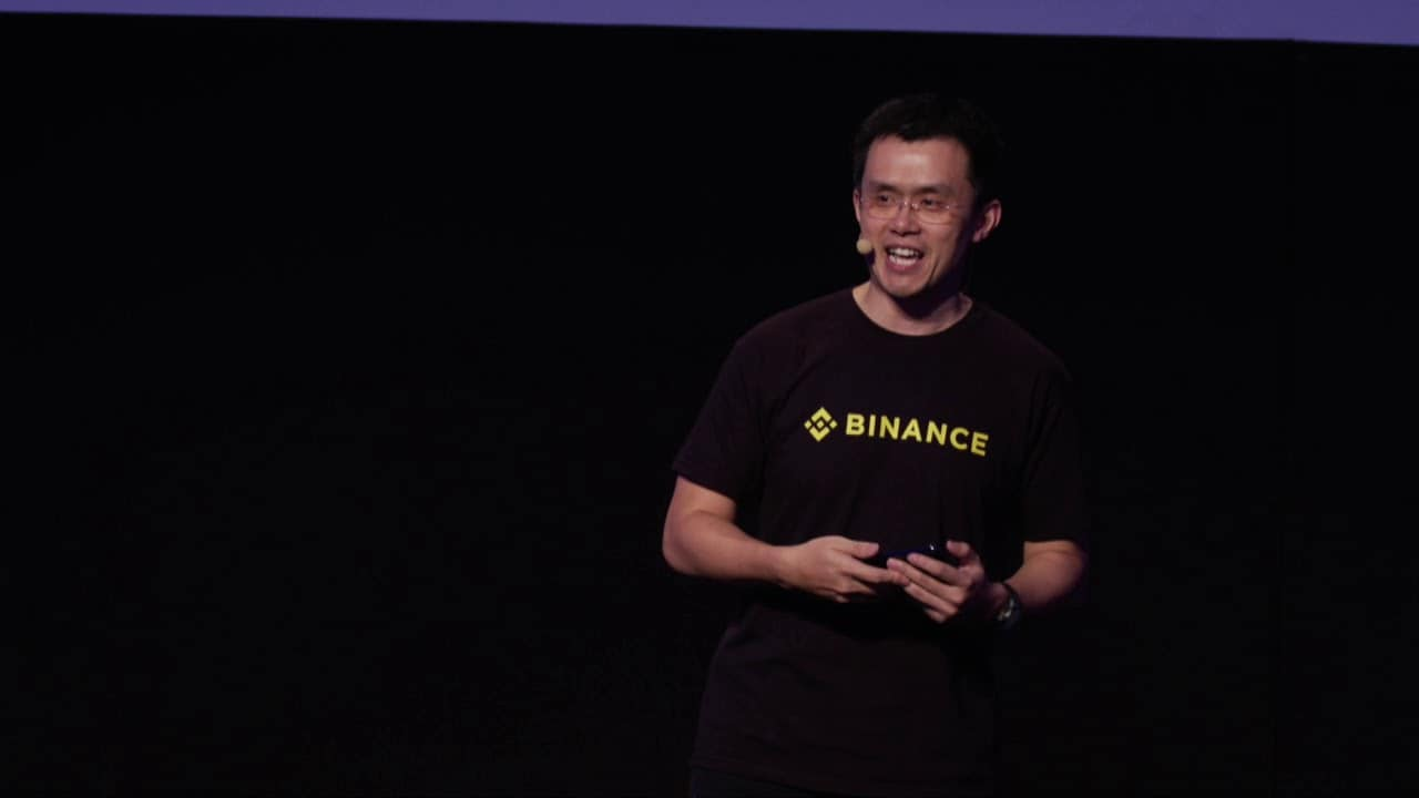 Binance CEO says this is the time to buy crypto with credit cards