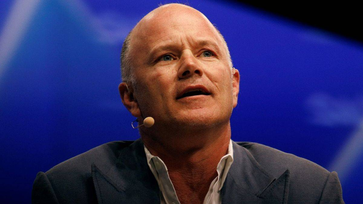 Crypto bull Mike Novogratz says that this is the time for Bitcoin