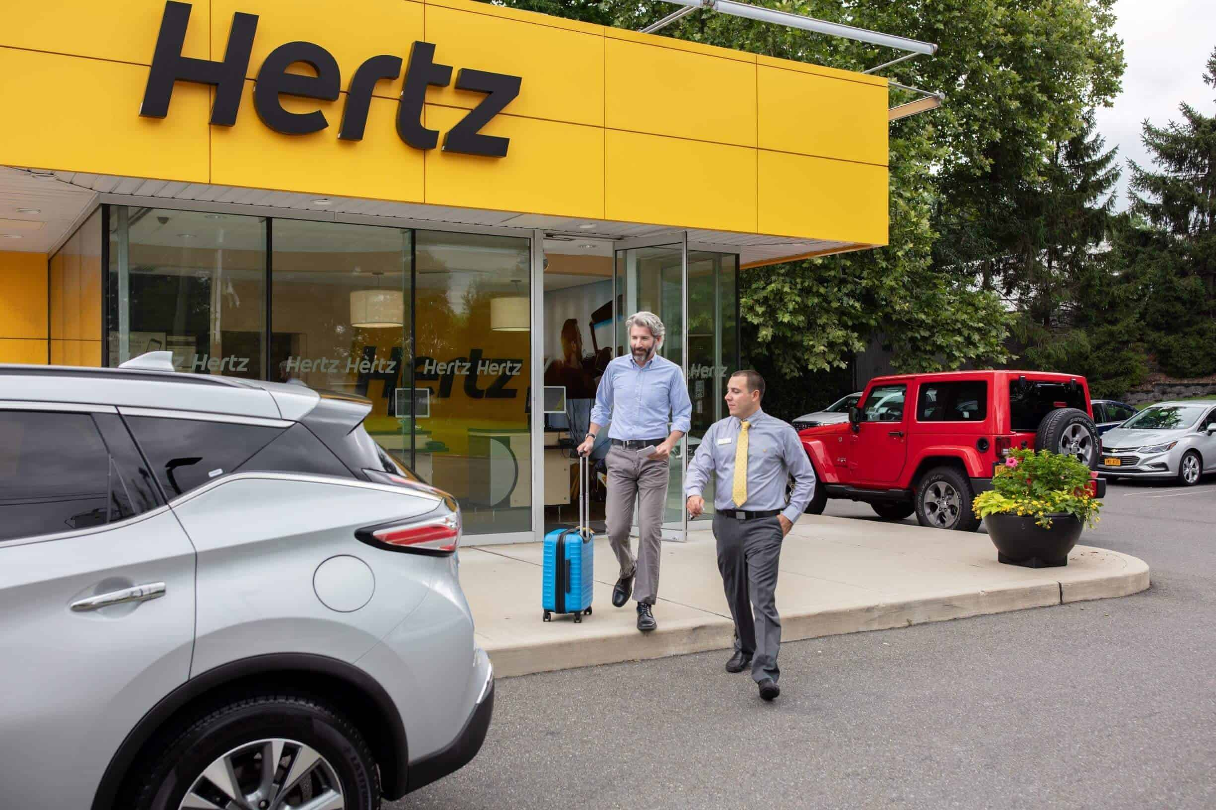 Hertz Holds Talks With Banks to Raise Cash, Stock Price Crashes 14%