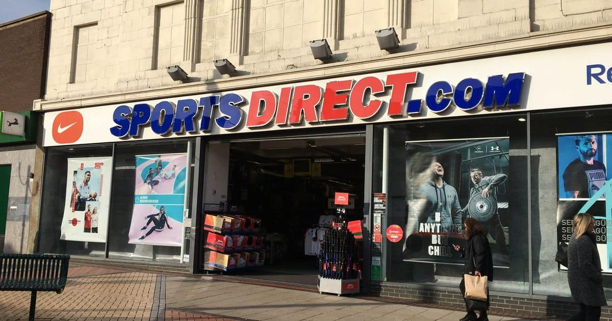 Sports Direct Surrenders to Pressure and Closes Stores