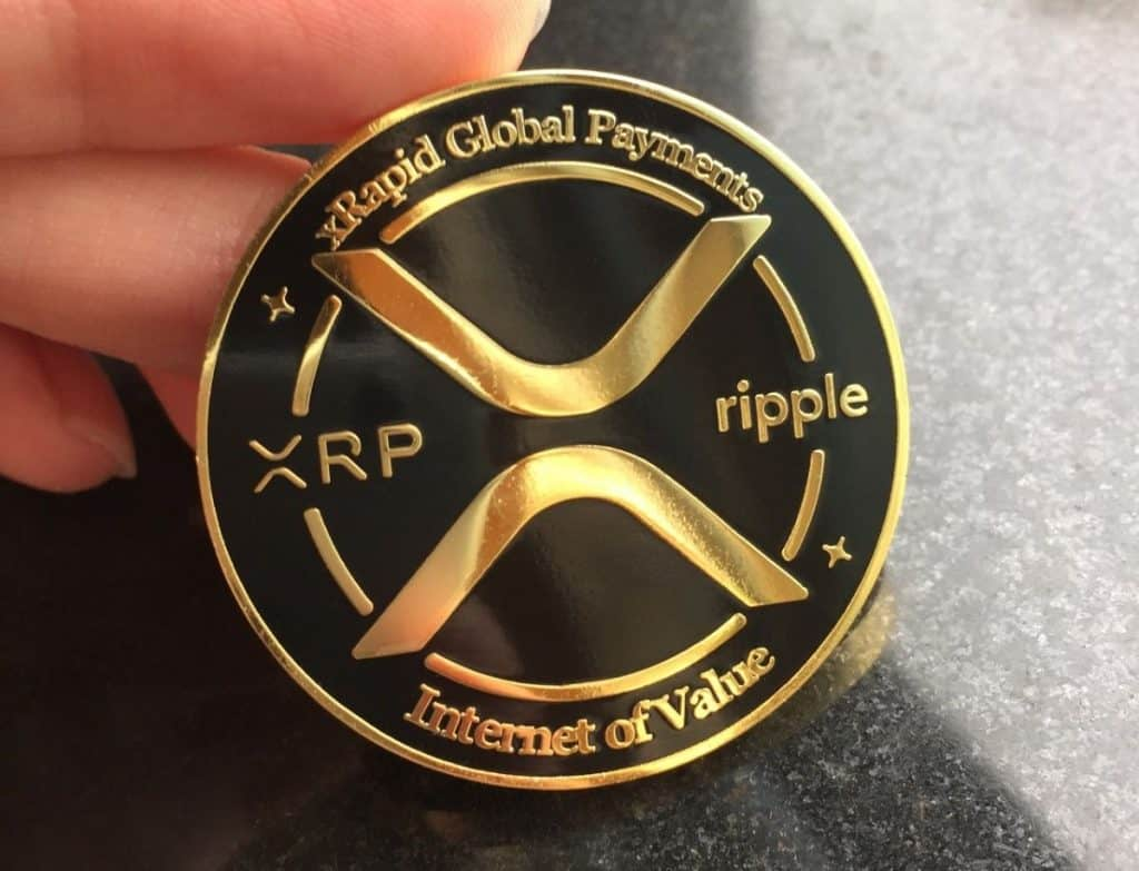 Ripple concludes Q1 with record low XRP sales