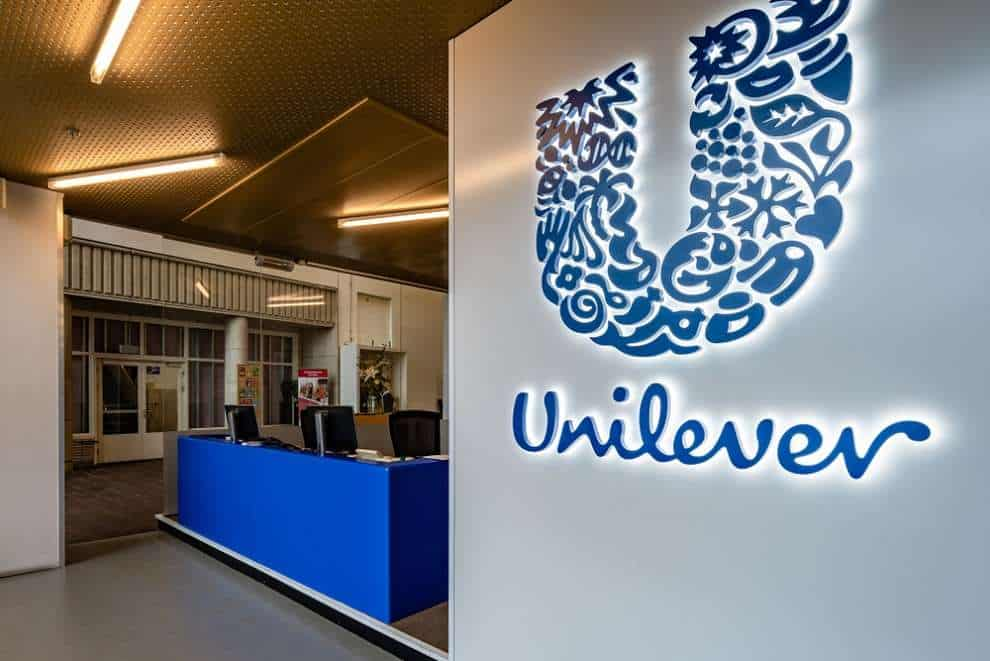 Unilever stock price signals a bullish buy on weekly chart