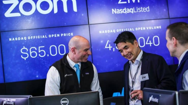 Zoom Stock Price Opens 11% Lower On Renewed Privacy Concerns