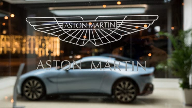 Aston Martin's CEO Andy Palmer to be replaced by Tobias Moers of Mercedes-AMG