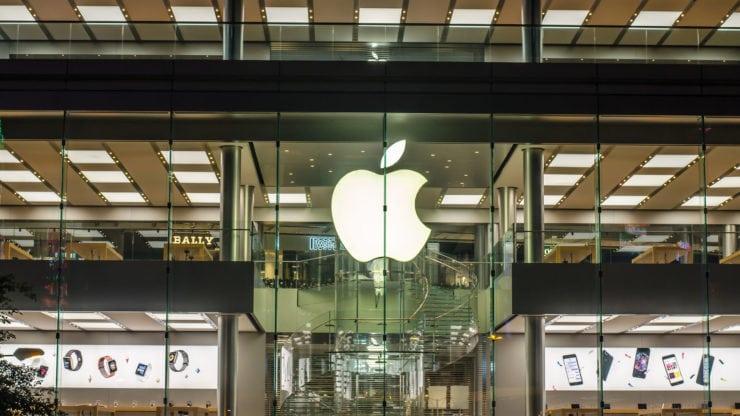 Apples Einnahmen erreichen im dritten Quartal des Finanzjahres ein Rekordhoch