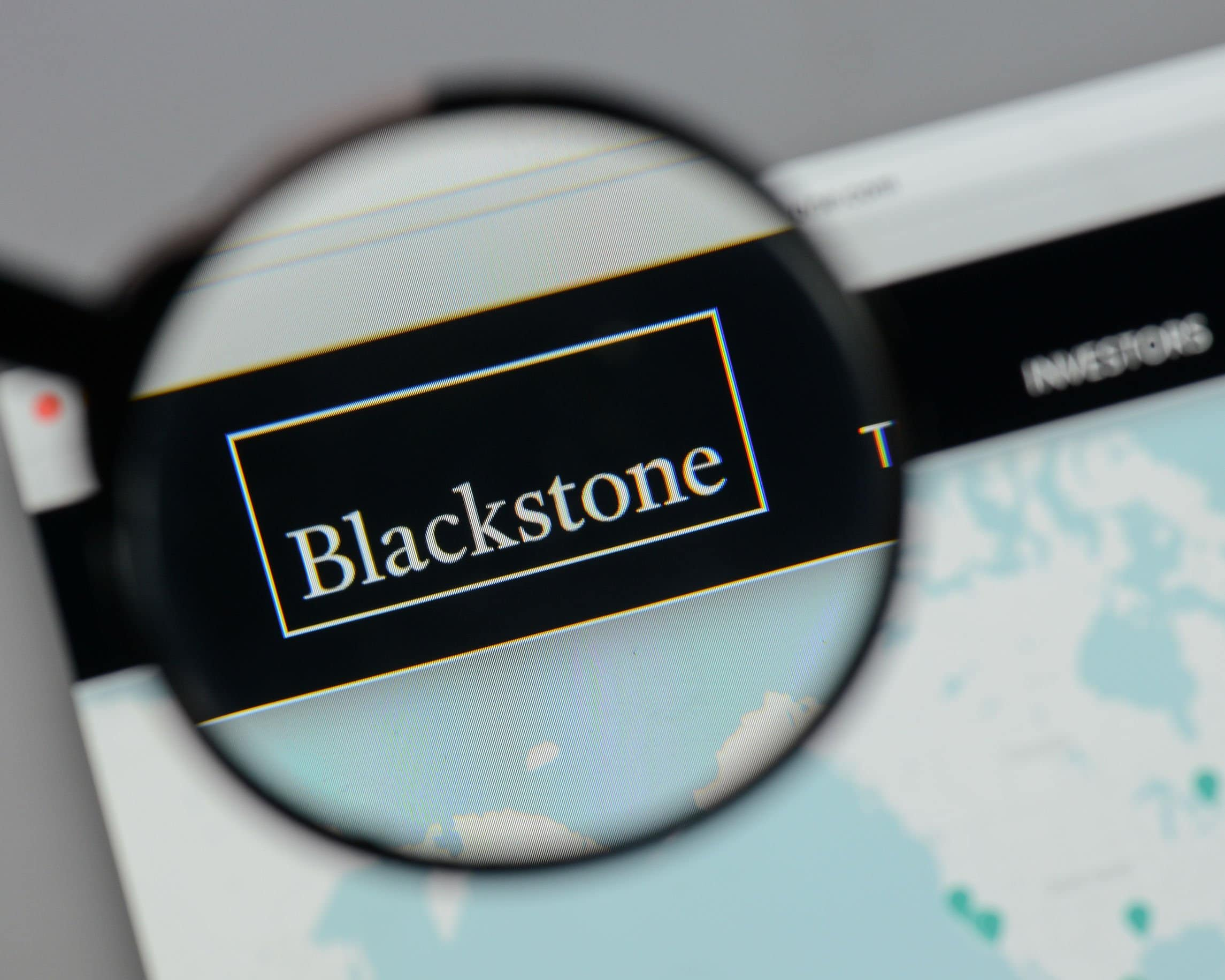 Blackstone details ambitious new green project