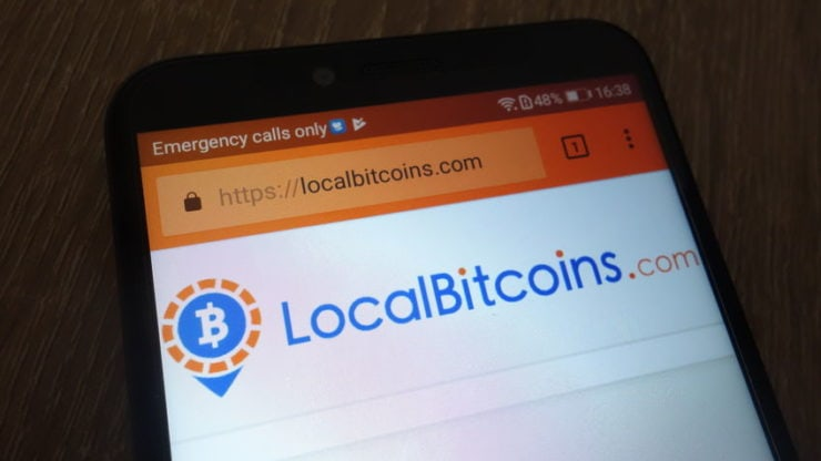 P2P cryptocurrency exchange LocalBitcoins is now banned in Russia