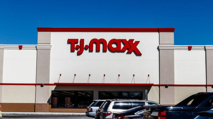 TJX tops analysts' estimates for earnings and revenue in fiscal Q3