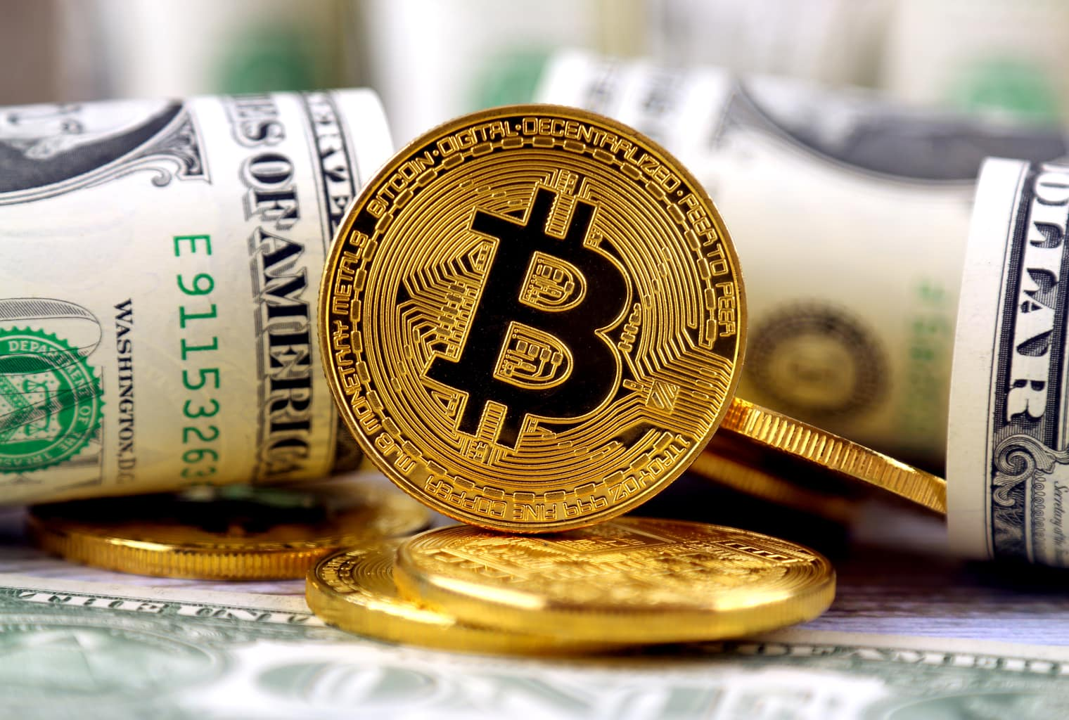 A new patent could bring Bitcoin (BTC) to slot machines