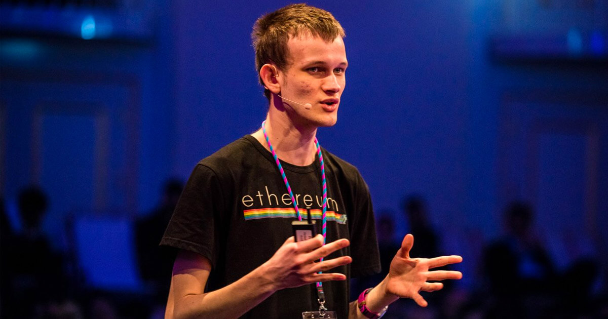 Ethereum (ETH) founder proposes a solution to crypto mining woes